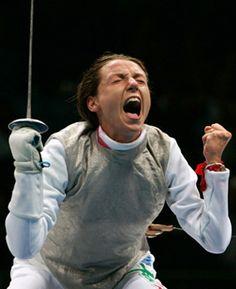Sarà Valentina Vezzali, campionessa olimpica di fioretto, la portabandiera italiana nella cerimonia di apertura dei Giochi di Londra 2012.