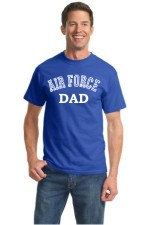 Air Force Dad shirt by TheShirtGirlz on Etsy  #ariforcedad #airforce #dad #tshirt #airfocetshirt #blue #shirt #shirtsfordad #daddy #father #america #militarytshirt
