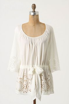 THis would be cute with leggings and cute knee high boots:)