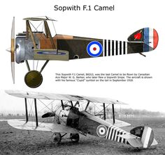 Sopwith F-1 Camel