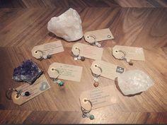 Gemstone Jewelry, Gemstones, Handmade, Hand Made, Gems, Jewels, Minerals, Handarbeit