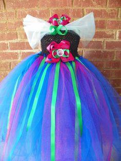 Frozen Anna Costume Custom Boutique Size 1-10 Disney Anna Birthday Halloween #Disney