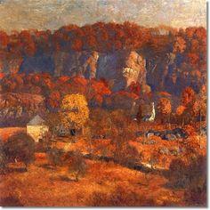 Daniel Garber - Tinicum Cliffs