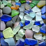 Make Your Own Sea Glass! (And Other Tumbled Lovelies)  All you need to make your own sea glass is a simple single barrel rotary tumbler from a hard ware store. Its meant for polishing stones and such, but you're going to let it make a different kind of magic. Here's how to prepare the tumbler: