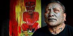 Wairere Tame Iti - Nō Tuhoe. Māori Activist and Rangatira
