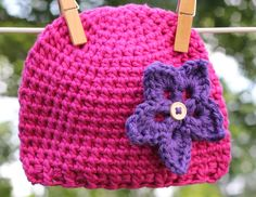 #handmade baby beanie #etsy @etsy custom order available at http://www.etsy.com/shop/jackjackdesigns?ref=si_shop #baby