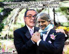 Visto che Mancini ha accettato le scuse di Sarri.....