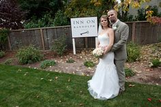 "Say ""I do"" at the Inn on Randolph."