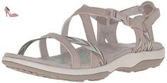 Skechers Regga Slim Keep Fermer Gladiator Sandal - Chaussures skechers (*Partner-Link)