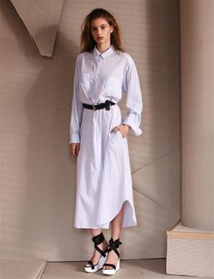 ultimate shirt dress