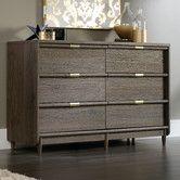 Found it at AllModern - International Lux 6 Drawer Dresser