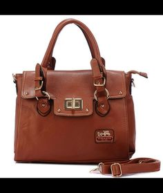 Cheap Coach Sadie Flap In Spectator Medium Brown Satchels AOI In Our Outlet Offers You High Quality And Unique Style!