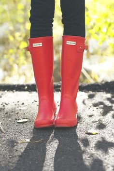 Rain boots.... I actually really want a pair