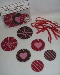 This gift can be found in one of the boxes.   Gift tag set for fundraiser  http://rewardsfouryou.nl/thegift/Index.html