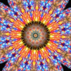 Mandala - Morning Sun