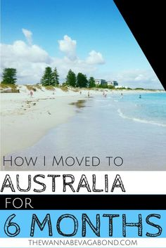 New post on the blog all about how I moved to Australia for 6 months #travel #work #abroad #australia #aupair