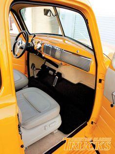 50 Pass Dash Chevy Trucks Chevy Pickups Chevy Pickup Trucks