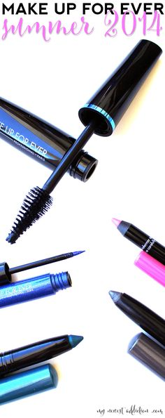 Make Up For Ever Summer 2014 - My Newest Addiction Beauty Blog