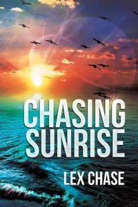 Hello Internet! I'm Lex Chase and I want to thank everyone here at Divine Magazine for having me here for the Chasing Sunrise Blog Tour! Chasing Sunrise is about King
