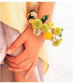 Craspedias, la flor más original para tu boda seraungrandia.blogspot.com