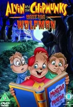 Alvin and the Chipmunks Meet the Wolfman (2000)  It's the Chipmunks' third and final full-length feature! Alvin is struggling with nightmares of werewolves. Alvin believes that the new next-door neighbor Mr. Talbot is a werewolf. Of course, no one believes him. Meanwhile, the boys are working on the school production of Dr. Jekyll and; Mr. Hyde. When Alvin blows up the school auditorium, he is expelled from the production.