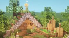 - Everything About Minecraft Minecraft Medieval Village, Minecraft Castle, Minecraft Plans, Minecraft Tutorial, Minecraft Projects, Minecraft Crafts, Mine Minecraft, Minecraft Furniture, Minecraft Houses For Girls