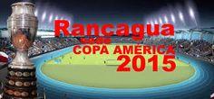 Copa America Chile 2015 Rancagua
