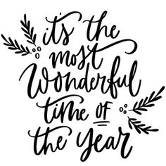 Silhouette Design Store: It's The Most Wonderful Time Of The Year