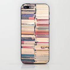 Books iPhone case.