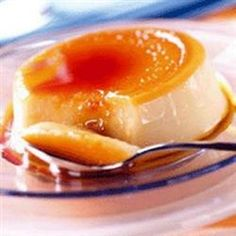 Brazilian Style Flan (Pudim de Leite Condensado)...look at first review for an easier recipe