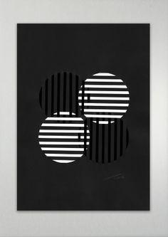 Four Circles, 2013 | © Elūn Wang