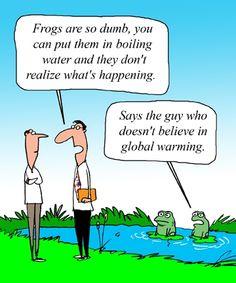 Global Warming Humor