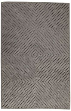 Decor Rugs Modern Lights Abbey Grey Rug | Contemporary Rugs