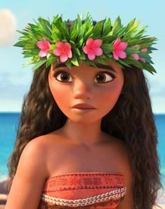 "Hawaiian Teen Auli'i Cravalho Lends Voice to New Disney Heroine ""Moana"""