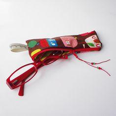 Mini Zipper Pouch Handmade in Italy