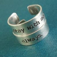 Website with a bunch of cool jewelry with Hunger Games quotes and what not