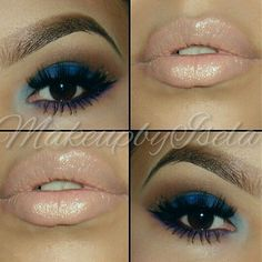 Makeup Ideas Nude Lipstick