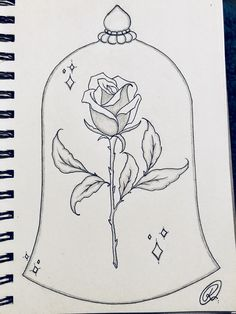 Most current Snap Shots beauty and the beast rose drawing Thoughts In this tutorial, we can have a look at how to draw in a rose using pastels. We've been making use of pastels as well Disney Drawings Sketches, Disney Character Drawings, Cute Disney Drawings, Cool Art Drawings, Pencil Art Drawings, Cartoon Drawings, Drawing Sketches, Drawing Drawing, Mickey Mouse Drawings