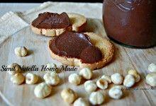 NUTELLA FATTA IN CASA (Home Made)