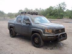 """Image detail for -2007 Honda Ridgeline """"HondaHauler"""" - Seffner, FL owned by MuddyRL"""