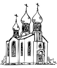 OCA  Department of Christian Education  (credit to  Fr. John Matusiak) 300+ Line Drawing Resources!
