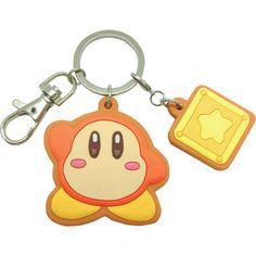 Hoshi no Kirby - Cookie Keychain, Waddle Dee