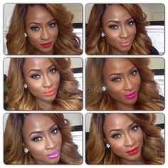 """My Spring/Summer Lipsticks + Lip Swatches now live on ze channel  www.youtube.com/user/beautbyjj"""