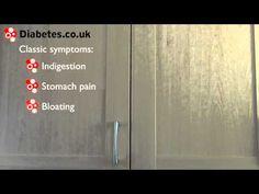 What are the symptoms of coeliac disease