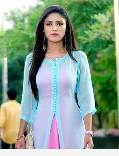 Saree blouse neck designs - Best 12 Favourite SkillOfKing Com Salwar Neck Designs, Churidar Designs, Kurta Neck Design, Kurta Designs Women, Blouse Neck Designs, Kurti Sleeves Design, Sleeves Designs For Dresses, Simple Kurti Designs, Indian Designer Suits