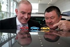 Check out the list of entries for this year's Irish Car of the Year #ICOTY