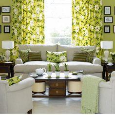 Living color verde