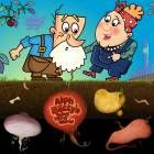 Appysmarts - Alph and Betty's Topsy Turvy World Review. An app for 5 year olds for iPad only.