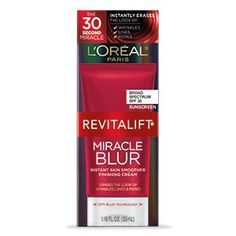 Miracle blur oil free