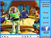 Find all the hidden letters in the image Toy Story to advance to the next level, beat all five levels to win the game. Hidden Letters, Letter Games, Online Games, Toy Story, Family Guy, Toys, Free, Fictional Characters, Image